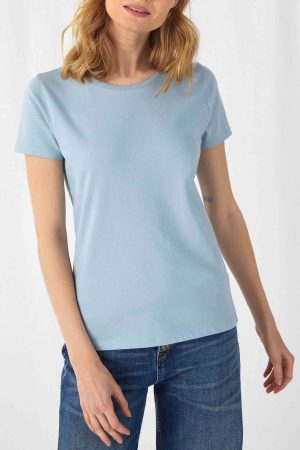 Frauen Tshirt in Bio Qualität zum bedrucken & Besticken