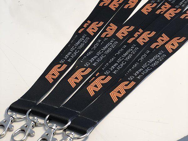 Schlüsselanhänger Hochwertig mit Sublimationsdruck mehrfarbig